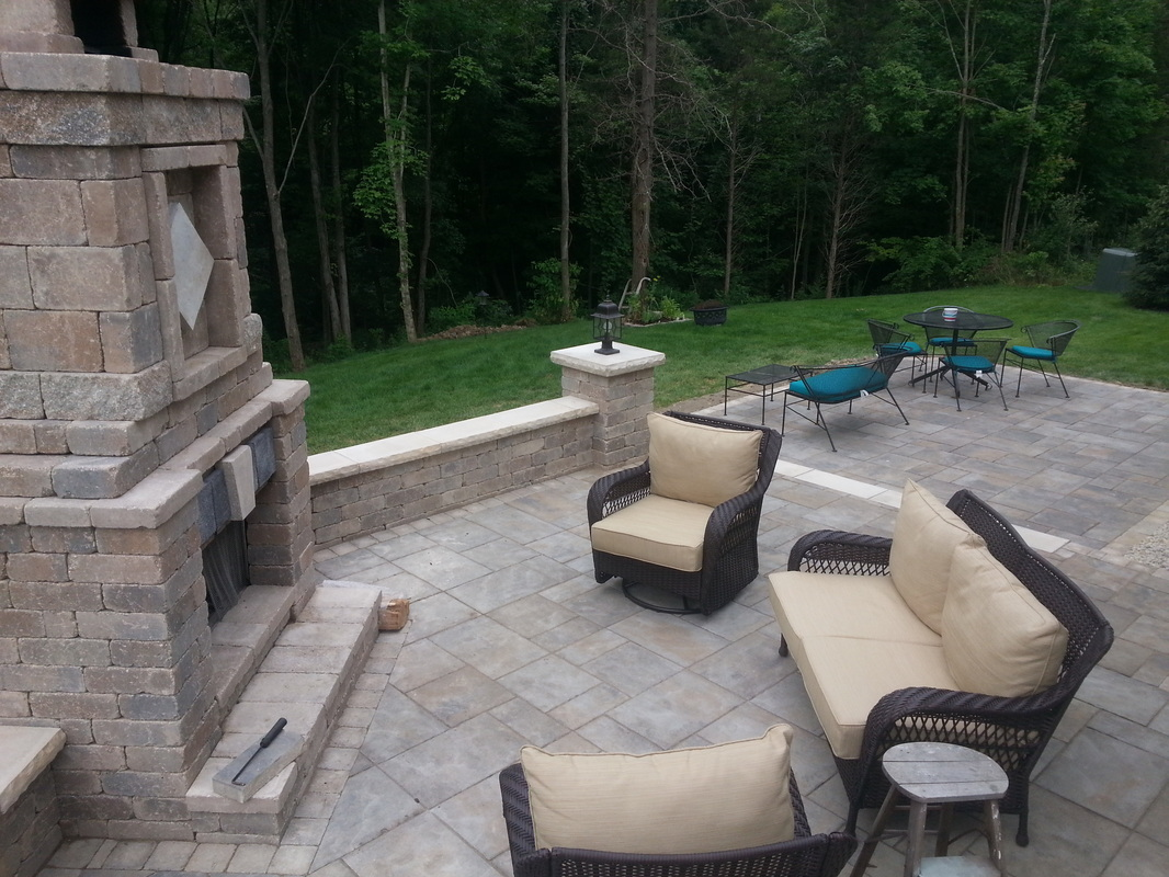 outdoor fireplaces columbus ohio firepits outdoor fireplace