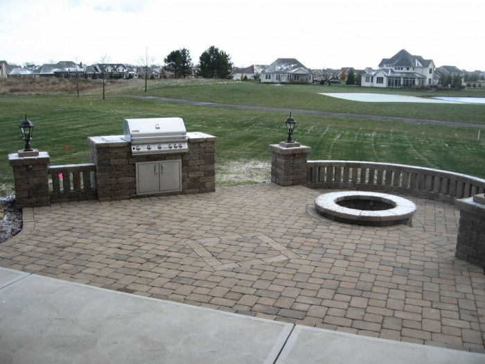 ... Garden Design With Landscaping Stone Walls Sales In Ri, Patio Pavers  Unilock With Raised Bed